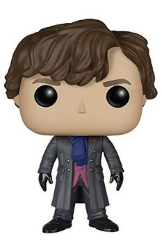 Funko POP TV: Sherlock - Sherlock Holmes Action Figure -
