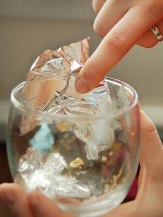 DIY - How to Make Mercury Glass Votives Full Tutorial