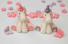 unicorn pony horse cake topper   Flickr - Photo Sharing!