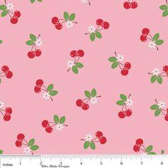 RIley Blake Sew Cherry
