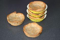 Æg bagt i tærtebund – Sunde madpakker Muffin, Breakfast, Food, Morning Coffee, Eten, Cupcakes, Muffins, Meals, Morning Breakfast