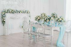 Gorgeous blue wedding inspiration | ElegantWedding.ca