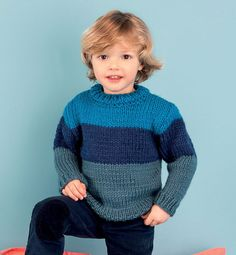 Pinning this for the smile. Baby Boy Sweater, Baby Cardigan, Baby Sweaters, Baby Boy Knitting Patterns, Knitting For Kids, Crochet For Kids, Next Clothing Kids, Crochet Baby Shawl, Kids Outfits