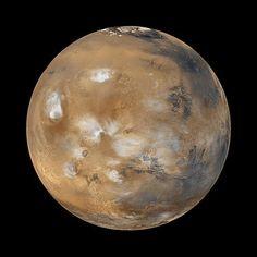 The planet Mars