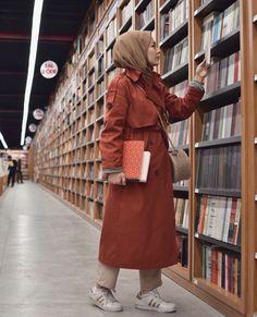 How to wear hijab fashion muslim women 19 New ideas Hijab Fashion, Fashion Outfits, Womens Fashion, Insta Layout, How To Wear Hijab, How To Look Rich, Mode Hijab, Muslim Women, Instagram