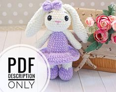 Baby & kids toys and crochet tutorials. by KidsJoyDesigns on Etsy