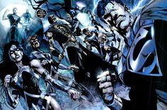 Comic Movies, Comic Book Characters, Comic Books, Martian Manhunter, Dc Comics, Blackest Night, Superman Comic, Batman, Black Lantern
