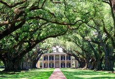 Louisiana Plantation  My pops went here and I'd like to go to learn some history...