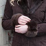 Fur Cuffs - the perfect accessory to add to any outfit.