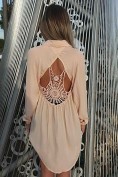 e84c78e9 Peach Shirt, Classy And Fabulous, Fashion Details, Love Fashion, Types Of