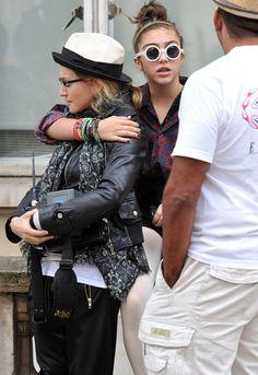Lourdes Leon, Madonna - I just really like this photo