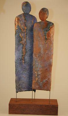 Hottest Free of Charge Ceramics sculpture abstract Tips Galerie Josefine-Art Sculpture Clay, Art Gallery, Sculpture Art, Ceramic Sculpture Figurative, Wood Sculpture, Ceramic Art Sculpture, Art, Metal Art Sculpture, African Art