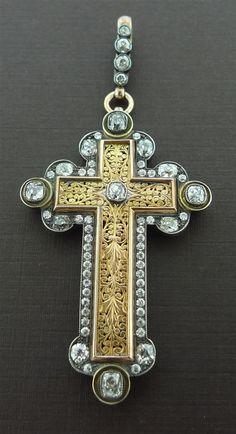 enamel cross pendant - Pesquisa Google