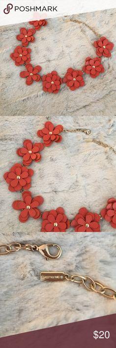 Bauble Bar Flower Necklace Bauble Bar Flower Necklace bauble bar  Jewelry Necklaces