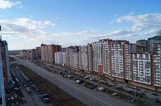 Primorskiy rayon, Saint Petersburg, Russia