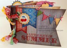 #CTMH 'Slice of Summer' Mini Album