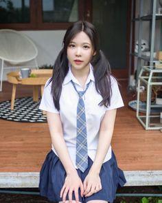 น้องเจลลี่ สาวน่ารัก สไตล์คิขุอาโนเนะ ญี่ปุ่นจ๋า - เด็กนักเรียนน่ารัก