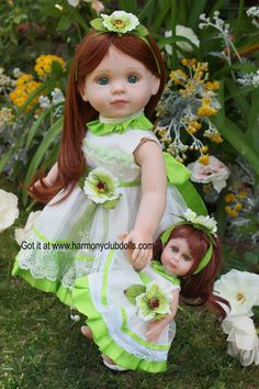 "HARMONY CLUB DOLLS 18"" Dolls and doll clothes to fit American Girl <a href=""http://www.harmonyclubdolls.com"" rel=""nofollow"" target=""_blank"">www.harmonyclubdo...</a>"