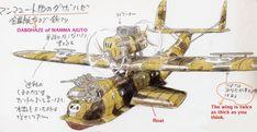 Hayao Miyazaki - design from another world |