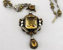austro-hungarian empire jewelry | Early Century Jewelry: Fantastic Re naissance Revival Austro-Hungarian ...