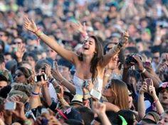 Festivales de música!