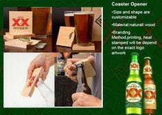 Coaster Opener -  BrekX.com