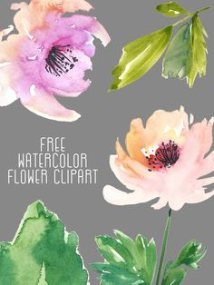 Free Water Rose Clip Art From Create The Cut - Free Pretty Things For You