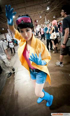 Jubilee cosplay #XMen #Marvel