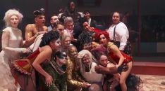 Showman cast The Greatest Showman, Showman Movie, Tonne, Zac Efron, Hugh Jackman, Zendaya, Musical Theatre, Great Movies, Movies Showing