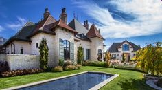 Extraordinary Utah Home: Old World Flair in Orem