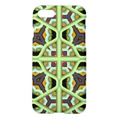 Kaleidoscope Abstract Multicolored Pattern iPhone 7 Case - click/tap to personalize and buy Ipad 1, Ipad Case, Flower Patterns, Color Patterns, Design Case, Different Patterns, Abstract Pattern, Iphone Case Covers, Iphone 7