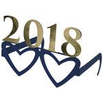 2018 celebration glasses