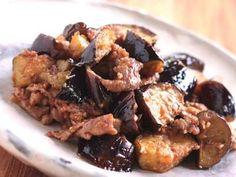 ピリ辛豚肉となすのみそ炒め レシピ