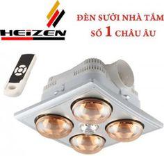 Đèn sưởi nhà tắm Heizen HE-4BR là một sản phẩm đèn sưởi nhà tắm cao cấp có thiết kế đẹp và sang trọng nhập khẩu trực tiếp từ CHLB Đức, được người tiêu dùng ưu tiên bình chọn và tin dùng trong suốt những năm gần đây.