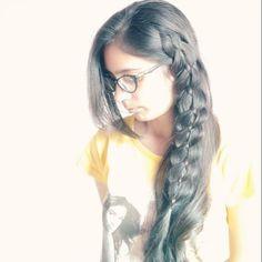 20 Best Side Swept Hairstyles For Indian Women You Can't Resist Side Swept Hairstyles, Indian Hairstyles, Fishtail Braids, Trends, Your Hair, Dreadlocks, Long Hair Styles, Elegant, Stylish
