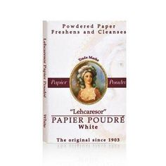 Papier Poudre Oil Blotting Papers - White 1 Booklet (65 Sheets) by Papier Poudré. $2.99. Buy Papier Poudre Acne Treatment & Oil Control Products - Papier Poudre Oil Blotting Papers - White 1 Booklet (65 Sheets). How-to-Use: Gently press the powdered side over the face. This will lift away oils and blemishes leaving your skin feeling fresh and clean.. Save 34%!