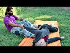 Advanced Thai Yoga Massage with the Foot