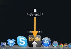 3 ways to use Send to Kindle for Mac application [screenshots]