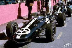 1967 GP Monaco (Eagle T1G - Weslake)