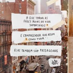 Sorria Que Eu Te Escuto! Positive Vibes, Positive Quotes, Welcome To Reality, Pep Talks, Typography Quotes, Beauty Quotes, Faith In God, Don't Give Up, Texts