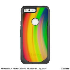 Abstract Art Photo Colorful Rainbow Reflection OtterBox Commuter Google Pixel Case Abstract Photos, Abstract Art, New Google Pixel, Synthetic Rubber, Fort Collins, Beautiful Lights, How To Take Photos, Cell Phone Cases, Photo Art
