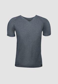 Camiseta ZD (Zero defects) Cuello Pico. ENVÍO 24/48h. Perfectamente transpirable, la comodidad y adaptabilidad que ofrece hacen que se adapta al cuerpo como una segunda piel. http://www.varelaintimo.com/marca/26/zd  #underwear #menswear #ropaHombre #ropaInterior