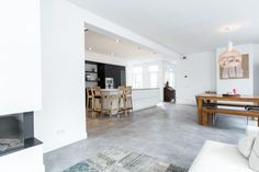 Opgeleverde keukens - Woonmodern | Aannemer Amsterdam | Aannemersbedrijf…