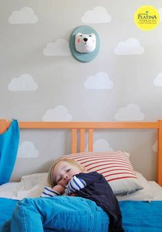 Kiss your children goodnight even if they are already asleep. Now more space for your kids in #PlatinaTerraces