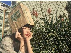 Nana in Thought. She is Soooo Lovely. Aesthetic Photo, Aesthetic Girl, Senior Photography, Film Photography, Komatsu Nana, Japanese Aesthetic, Foto Pose, Soft Grunge, Ulzzang Girl