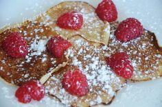 A Culinária e Eu ...: Panquecas de Aveia