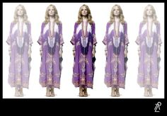 Rachel Zoe had made the caftan fashionable again...look at this Pucci creation^JM
