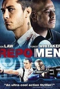 Repo Men Los Recolectores Repo Men 2010 Peliculas Completas Peliculas Cine