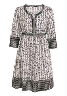 d9a817dd5a1 online shopping for Ellos Women's Plus Size Mixed Print Empire Waist Dress  from top store. See new offer for Ellos Women's Plus Size Mixed Print  Empire ...