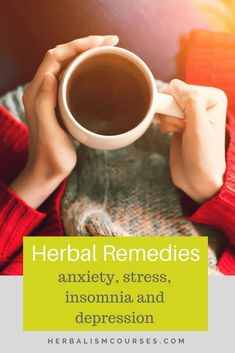 Natural Sleep Remedies These herbal remedies are safe and effective for stress, anxiety, insomnia and depression. They're as easy as sipping tea or taking a tincture. Holistic Remedies, Natural Health Remedies, Holistic Healing, Herbal Remedies, Natural Remedies For Depression, Holistic Care, Cough Remedies, Holistic Nutrition, Nutrition Tips